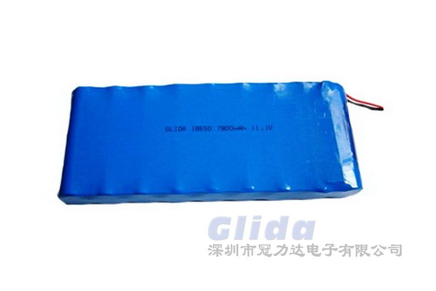 12v 7800mah锂电池组